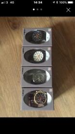 TAG watches men's all brand new