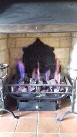 """""""GAZCO EXETER"""" Coal effect gas fire"""