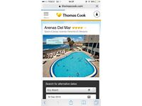 nas del Mar Hotel - Adults Only El Medano, Tenerife, Canaries 2 Adults, All Inclusive