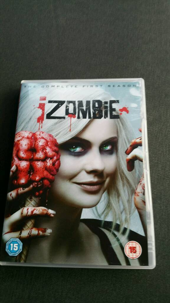 iZombie complete season 1 dvd set new