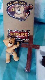 BAD TASTE BEARS CHRISTIAN EASTER EDITION LIMITED EDITION BEAR