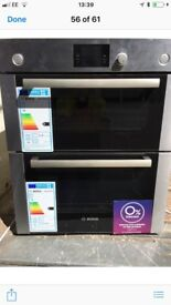 Bosch Built in Under Electric Double Oven New and Unused rrp £799