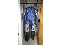 IXS Two Piece Leathers - zip together - Women's size 40 / 12
