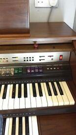 Electric organ/keyboard