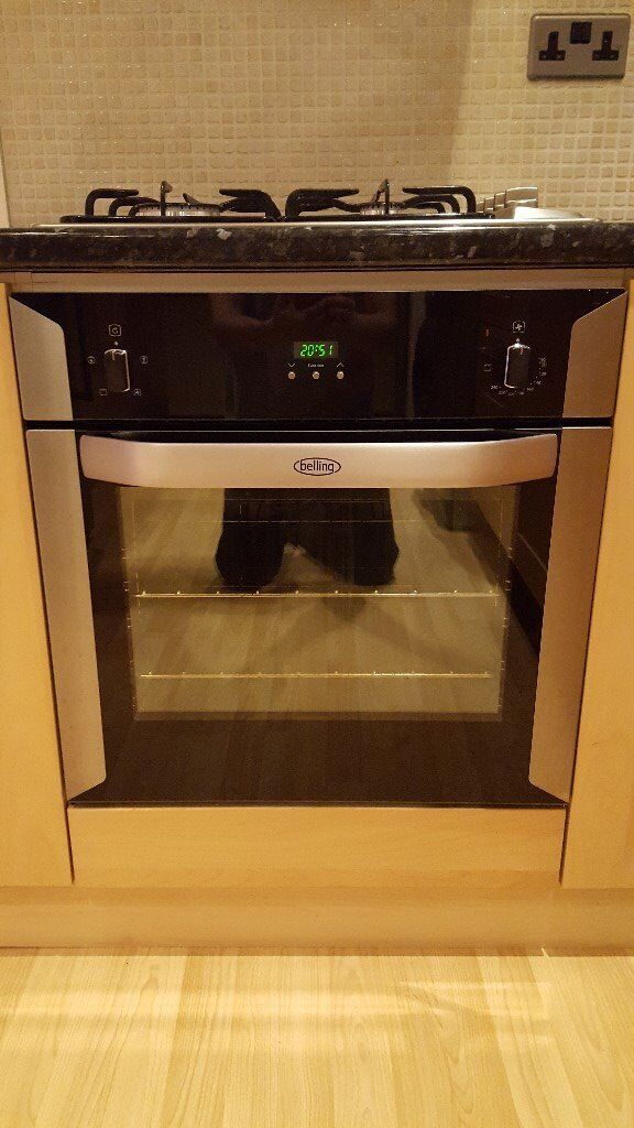 Belling B160FP Single Oven (Built in) Stainless Steel