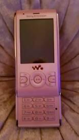 Sony Ericsson w595 Mobile Phone
