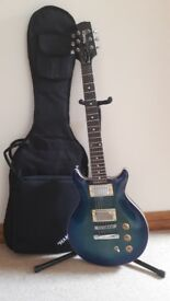 Hamer xt series, electric guitar