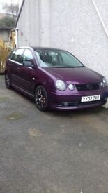 Vw polo moded