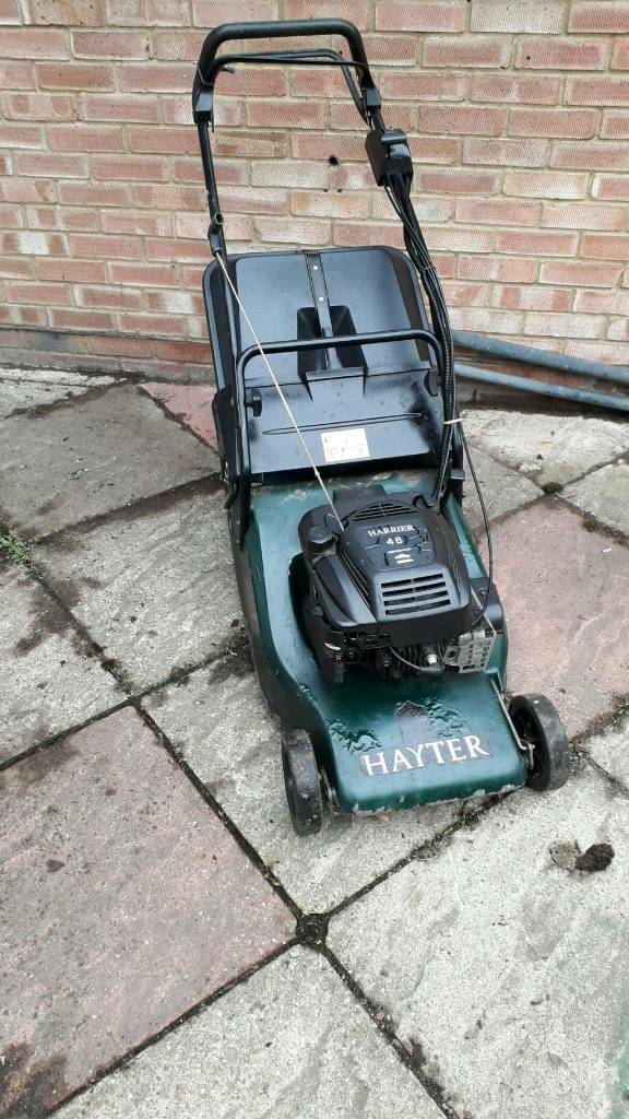 Hayter Harrier 48 Lawn Mower In Arundel West Sussex