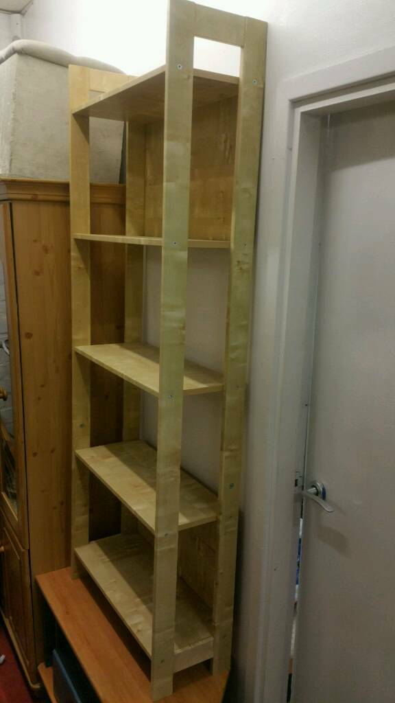 Bookcase/Shelving/Display UnitQuality 5 Layer Medium Size Bookcase/Shelving/Display Unitin Bradford, West YorkshireGumtree - Bookcase/Shelving/ Display Unit Quality 5 Layer Medium Size Bookcase/ Shelving/ Display Unit. Good Condition. £15