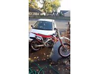 Crf 250 need gone