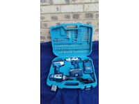 Makita drills set new - special edition case.