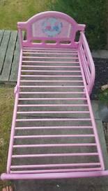 Peppa Pig Toddler Bed Frame