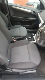 57 plate vauxhall astra 1.6 club