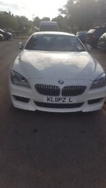 BMW 6 SERIES 640D FOR SALE - IMMACULATE CONDICTION