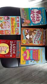 Jacqueline Wilson Books Set (others available )