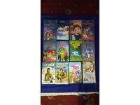 12 Kids Cartoon Videos For Sale