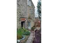 Character cottage for rent in Shepton Mallet