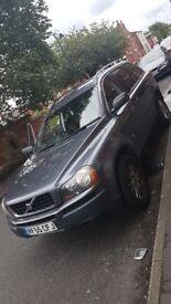 Volvo xc90 7seater