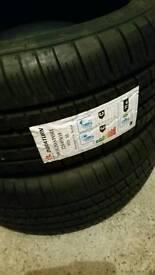 X2 tires 225/45 R18 95w xl