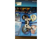 PS4 Console and games Boxed