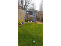 Single Children's Outdoor Swing #FREE LOCAL DELIVERY#