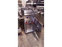VALENTINE COMMERCIAL EVO2200 TWIN TANK ELECTRIC CHIPS FRYER LATEST MODEL KEBAB CAFE TAKEAWAY DINER