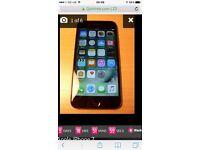 I phone 6 16gb grey