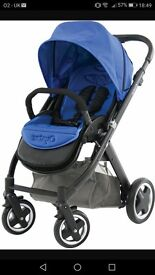Babystyle Oyster Pushchair Travel System - pushchair, carrycot & car seat