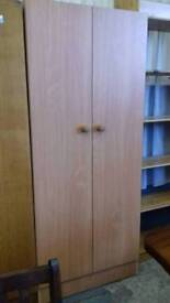 Double Door Wardrobe - Delivery Available