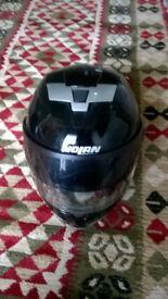 Nolan classic crash helmet
