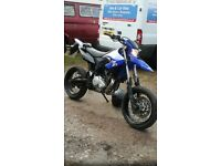 2009 Yamaha wr125x for sale