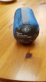 Sea to Summit Nano Double Mosquito Pyramid Net (brand new)