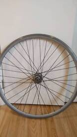 Single speed front wheel
