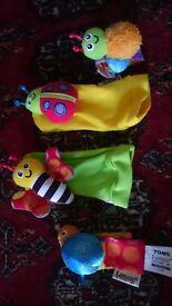 Bag of lovely baby toys