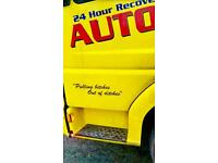 All Recovery Vehicles Wanted