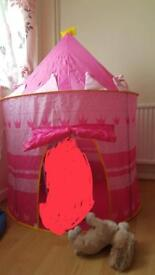 Pink Castle Tent (NEW)