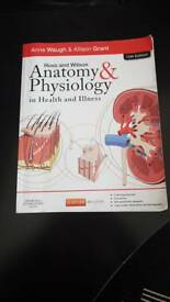 Ross & Wilson Anatomy and Physiology in Health and Illness - Text and Workbook, 12e