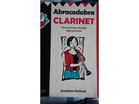Abracadabra Clarinet Book