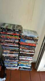 90 Dvds £10 For the lot