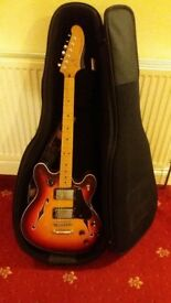 Brand New Fender Starcaster Electric Guitar