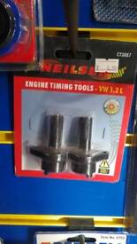 Engine timing tool vw 1.2l