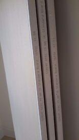 10 x sheets of 19mm siniat gtec plasterboard 2.4m x 0.6m