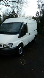Ford transit T350 mwb 115bhp immaculate condition