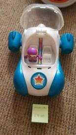 Go Jetters toy - vroomster