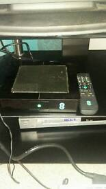 EE TV BOX 1080p full HD freeview