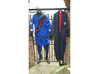 Otter Extreme dry suit