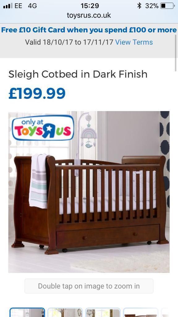 Babies R Us Nursery Furniture Set X 3