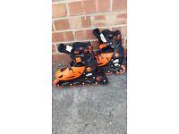 Rollers skate