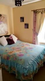 Bedspread throw
